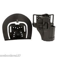 BlackHawk CQC Serpa fits S&W M&P Shield 9mm /.40 410563BK-R Right Handed