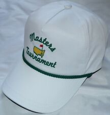 2019 MASTERS (WHITE) RETRO Golf HAT from AUGUSTA NATIONAL