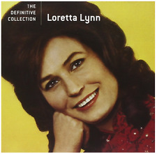 Loretta Lynn - The Definitive Collection (CD) • NEW • Best of, Greatest Hits