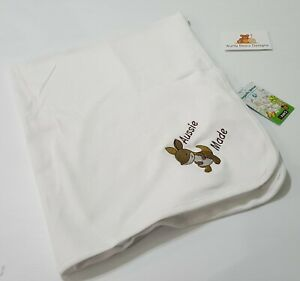 Aussie Made baby blanket/wrap