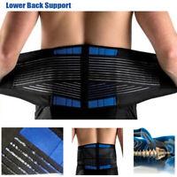 Deluxe Neoprene Waist Support Brace Lumbar & Lower Back Posture Waist Trimmer