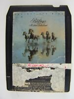 Bob Seger & The Silver Bullet Band - Against The Wind 8 Track Tape Cartridge