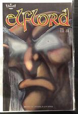 Elflord #2 VF+ 1st Print Free UK P&P Aircel Comics