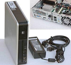Minipc HP DC7900 Usdt 2x3000MHz Core2Duo E8400 2GB DDR2 160GB HDD SATA 8xUSB
