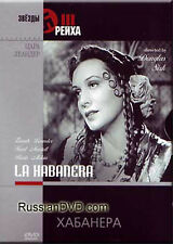 LA HABANERA / HABANERA MELODRAMA DVD PAL BRAND NEW