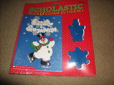 Scholastic Cookie Cutter and Book Set NEW and SEALED Frosty The Snowman