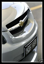 GRILLE / BOOT BADGE COMBO VE SS SSV SV6 CHEV F&R - SERIES 1 ONLY - NEW