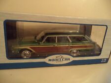 MODEL CAR GROUP FORD COUNTRY SQUIRE STATION WAGON     1/18TH  NEW   IN  BOX