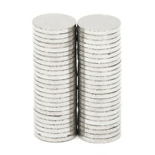 50pcs Neodymium Magnets N52 NdFeB Super Strong Disc Rare Earth Disk 8mm x 1mm