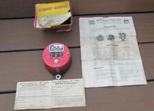 Vintage NOS Stewart Warner Tachometer Sending Unit 813930 8 Cylinder 12V 10K RPM