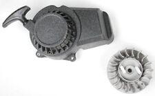Alu Easy Seilzugstarter + Polrad/ Schwungrad Lanyard für Pocket Pullstart