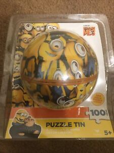 Despicable Me 3 Puzzle Tin 100 Pieces