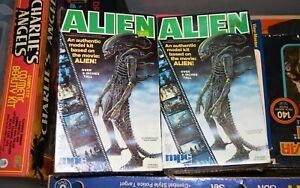 "1979 ALIEN MODEL KIT 9"" TALL MPC Q1-1961 SEALED MIB VINTAGE SEALED KENNER"