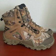Red Wing Irish Setter Hunting Boots Camo Vaprtrek Primaloft 2873 Men's Size 14