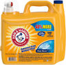 2-Pack Arm and Hammer 2X Ultra Clean Burst Liquid Laundry Detergent, 1.64 Gallon