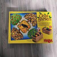 HABA Obstgarten 4170 gesellschaftsspiel Spiel Familie Komplett Vollständig