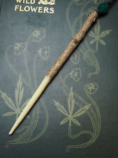 Broom Wood Wand Pendant From Cornwall - DisPossession - Pagan, Witchcraft, Ogham