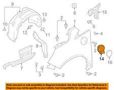 FORD OEM 13-18 C-Max Fender-Charging Port Left DM5Z10370D