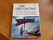 the dreamtime / australian aboriginal myths / roberts & mountford / hbdj