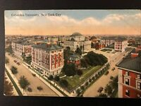 Vintage Postcard>1918>Columbia University>New York City