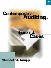 Contemporary Auditing: Issues and Cases-ExLibrary