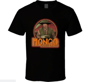 Blazing Saddles Movie: Mongo Tee T-Shirt Vintage Gift For Men Women Funny Tee