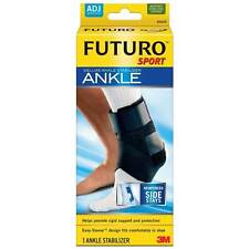 Futuro Sport Deluxe Ankle Stabilizer Improves Stability Brand New Adjustable F22