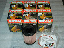 6-PACK BRAND NEW FRAM XG9018 ULTRA SYNTHETIC OIL FILTER UP TO 15,000 MILES