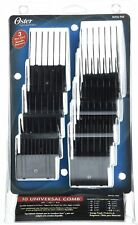 Oster Professional Care 10 Piece Universal Guide Comb Set Attachments New