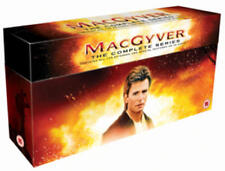 MacGyver: The Complete Series - Seasons 1-7 (Box Set) [DVD]