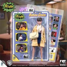 "Barbara Gordon Batman TV Series 5 1966 retro 8"" action figure moc"