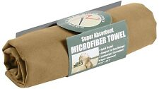 """COYOTE Microfiber Fast Drying Super Absorbent Body Towel 15"""" X 24""""  Rothco 94"""