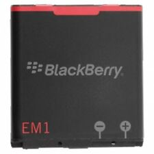 GENUINE EM1 BATTERY FOR BLACKBERRY CURVE 9350 9360 9370 1000mAh