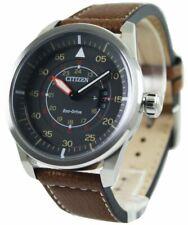 Citizen Eco-Drive Aviator Power Reserve AW1360-12H Men's Watch