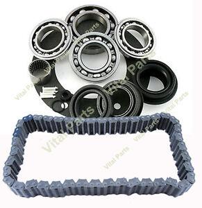 Cadillac SRX Transfer Case Bearing Rebuild Bearing and Chain Kit BW 4476 4479