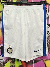 Internazionale Milano Football Soccer Shorts INTER MILAN Nike Boys Youth Size XL