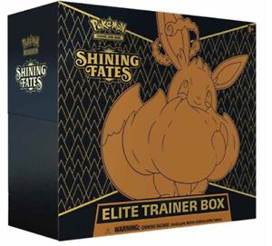 Pokemon Shining Fates Elite Trainer Box Sealed & Brand New - Preorder Due March