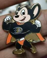 ANAHEIM DUCKS MIGHTY MOUSE Lapel Pin