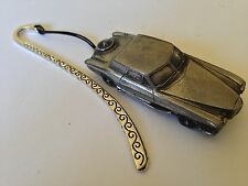 Stutz Blackhawk circa 1960's ref246  FULL CAR on a Pattern bookmark with cord