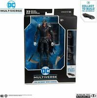 """McFarlane Toys Batman Who Laughs Action Figure 7"""" DC Multiverse Batmobile Wave"""