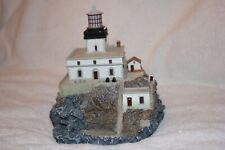 Harbour Lights Tillamook Or 224 Lighthouse, Low number #174 Coa C 1998