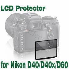 Fotga Premium LCD Screen Panel Protector Glass for Nikon D40/D40x/D60