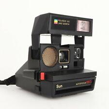 - Polaroid Sun Autofocus 660 Instant Camera, EX+