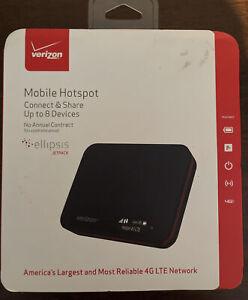 Verizon Wireless MHS815L Ellipsis Jetpack WiFi 4G LTE Mobile Hotspot