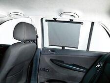 Sonnenschutz Sonnenrollo 2er Set Auto Seitenfenster Fenster  43 cm Rollos
