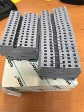 LOT ABB ENTRELEC 0115479 23  M 4/6 4A Terminal Blocks 38 Count