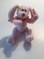Ty Attic Treasures Strawbunny Pink Bunny Rabbit Retired 1993 Mwmt