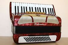 Hohner Lucia IIP 80 bass LMH Accordion Akkordeon Fisarmonica +Case Free Shipping