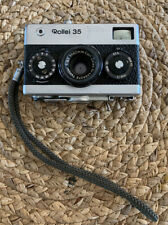rollei 35 made in germany Vintage Camera