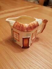 Keele Street Pottery Miniature Cottage Milk Jug